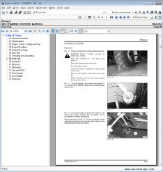 AGCO Parts Catalog & Workshop Manuals