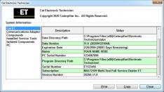 CAT FACTORY PASSWORDS GENERATOR-18 DIGIT