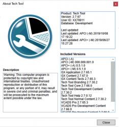 Volvo PTT 2.8 (PTT / VCADS Pro) (incl. Dev Tool) Diagnostic Program