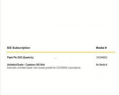 Caterpillar (CAT) Flash File DVDs 2020