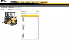 Caterpillar Lift Trucks 2021
