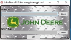 JOHN DEERE PLD FILE ENCRYPTOR DECRYPTOR