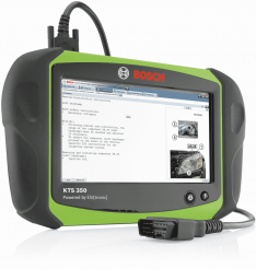 Bosch KTS350 Diagnostic Tester